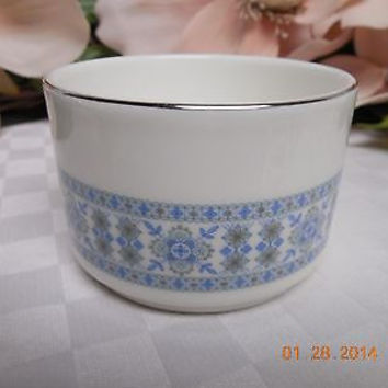 Royal Doulton China Dinnerware England Counterpoint Pattern #: H5025 Sugar Bowl