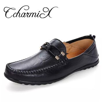 Men's Spring Summer Lazy New Elegant Lazy Walking Driving Casual Shoes