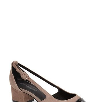 Women's Jeffrey Campbell 'Tulloch' Cap Toe Pump,