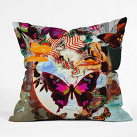Randi Antonsen Sommer 66 Throw Pillow