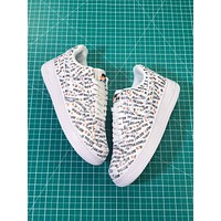Nike Air Force 1 Low AF1 Just Do It Pack White Sport Shoes
