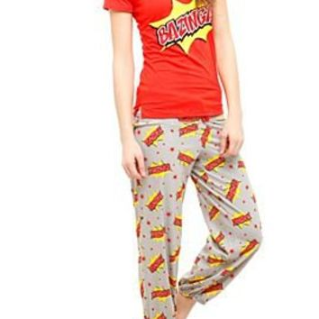 The Big Bang Theory Bazinga! Pajama Set - 352077