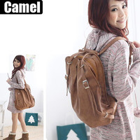 Fashion Casual PU Leather Multifunctional Backpack Satchel Shoulder Women Handbags - Available 3 Great Colors!
