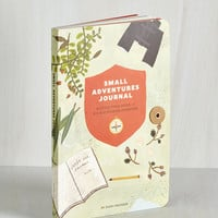 Rustic Small Adventures Journal by Chronicle Books from ModCloth