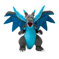 10'' Pokemon Mega Evolution x Charizard Plush