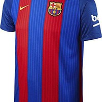 Nike Youth FC Barcelona Stadium Jersey-SPORT ROYAL