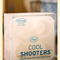 Cool Shooters Shot Glass Mold