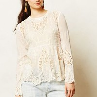 Dulcina Top by Dolce Vita White
