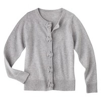 Cherokee® Infant Toddler Girls' Solid Cardigan