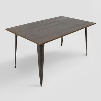 Espresso Arwen Dining Table