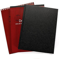 Darice 97490-16 3-Piece Studio 71 Sketch Book