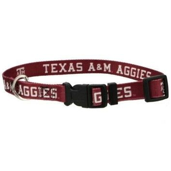Texas A&M Aggies Pet Collar