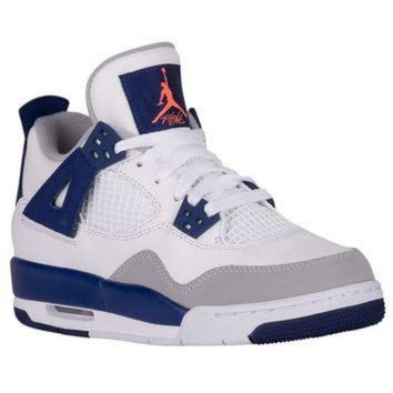 DCCKHD9 Jordan Retro 4 - Girls' Grade School at Footaction