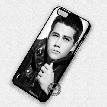 Featuring Dylan O' Brien Teen Wolf - iPhone 7 6 5 SE Cases & Covers