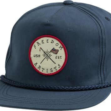 FREEDOM ARTISTS FA SEAL SNAPBACK