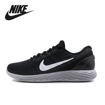 Nike 2017 LUNARGLIDE 9 The Moon Male Ventilation Shock Absorption Run Shoes For Men#90
