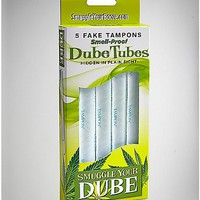 1 oz Dube Tube Tampon Flask - Spencer's