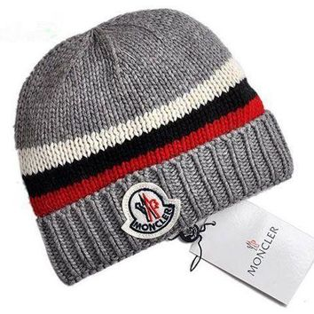 DCCKIG3 Moncler New Style 7 Cable Knit Beanie