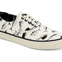 Cloud Fish Print CVO Sneaker