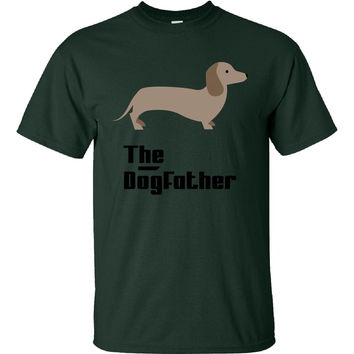 The Dogfather - Unisex Tshirt