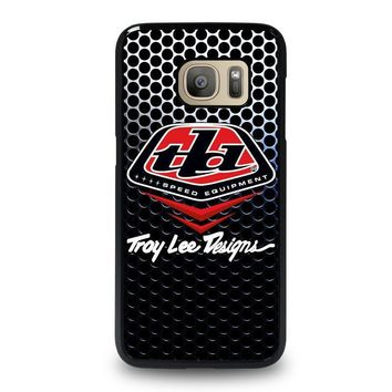 troy lee design samsung galaxy s7 case cover  number 1