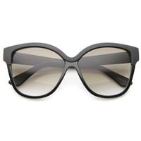 Vintage 1950's Oversize Cat Eye Sunglasses A021