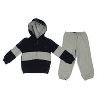 Polo Ralph Lauren Baby Boys Hooded Infant Boys Sweatsuit