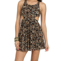 Leopard Leopard Skater Dress | Shop Dresses at Wet Seal