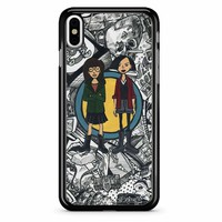 Daria 2 iPhone X Case