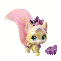 Disney Princess Furry Tail Friends - Rapunzel's Kitty Summer
