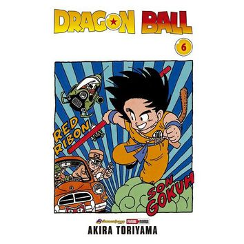 MANGA DRAGON BALL #6