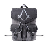 Assassins Creed Syndicate Logo Backpack / Bag / Rucksack Same Day Shipping