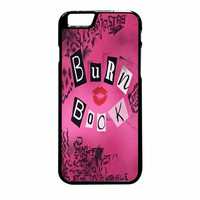 Burn Book Mean Girls iPhone 6 Plus Case