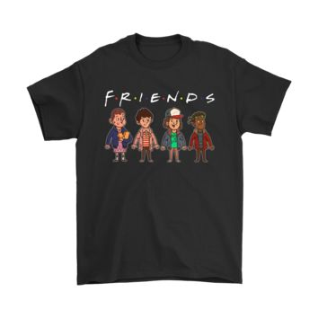 F-R-I-E-N-D-S Stranger Things Shirts