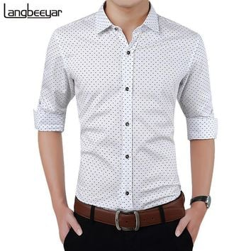 Men Clothes Slim Fit ,Long Sleeve , different color to choose and also available on plus size