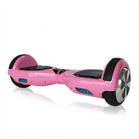 Pink Mini Smart Self Balance Hoverboard