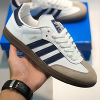 Adidas SAMBA OG cheap Men's and women's adidas shoes