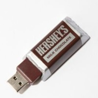 2 GB Hershey's Flash Drive