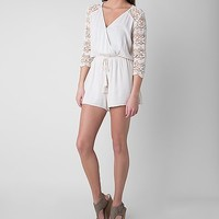 Ark & Co. Gauze Romper