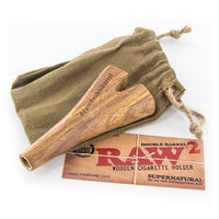 RAW Double Barrel Cigarette Holder - Supernatural