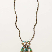 Anthropologie - Verte Strata Necklace