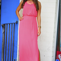 EVERLY: Save Me From Myself Maxi: Coral | Hope's