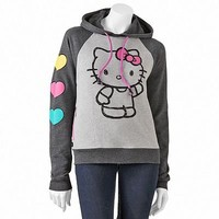 Hello Kitty Hoodie Buddie Sweatshirt - Juniors