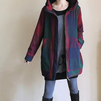 Mystery/ Winter Hoodie Lining villi padded coat