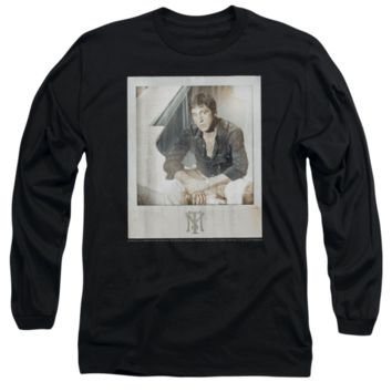 Mens Scarface Off Guard Long Sleeve Tee Shirt