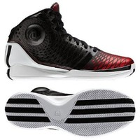 Adidas D Rose 3.5 - Black/Light Scarlet (11)