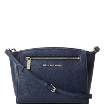 Michael Michael Kors Medium Leather Sophie Messenger