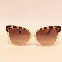 Tortoise Natasha Sunnies | Vagabond Youth