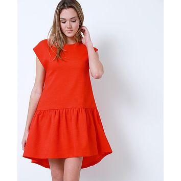 Cover Star Dress - Red