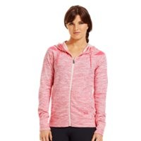 Under Armour Women's Charged Cotton Storm Marble Full Zip Hoodie
